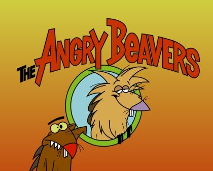 Angry Beavers Cartoons Character